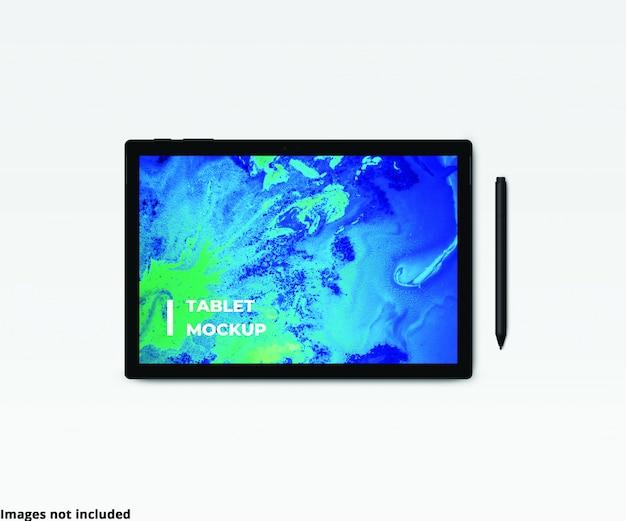 Het tabletmodel Premium Psd