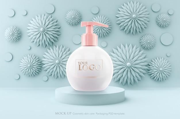 Huidverzorging hydraterende cosmetica Premium Psd