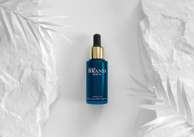 Huidverzorging hydraterende cosmetische premium producten Premium Psd