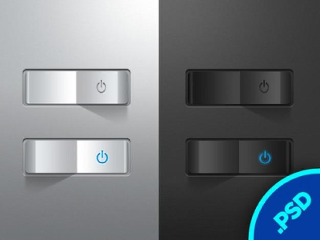 Interruptores cl sicos descargar psd gratis - Interruptores clasicos ...