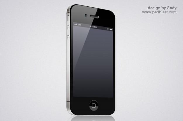 Iphone icona formato psd Psd Gratuite