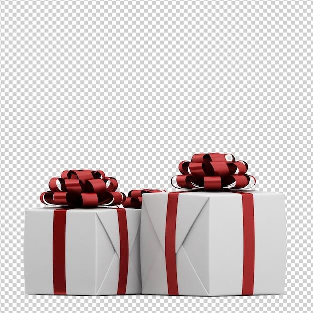 Kerstcadeau's Premium Psd