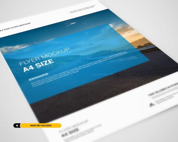 Maqueta del aviador PSD Premium
