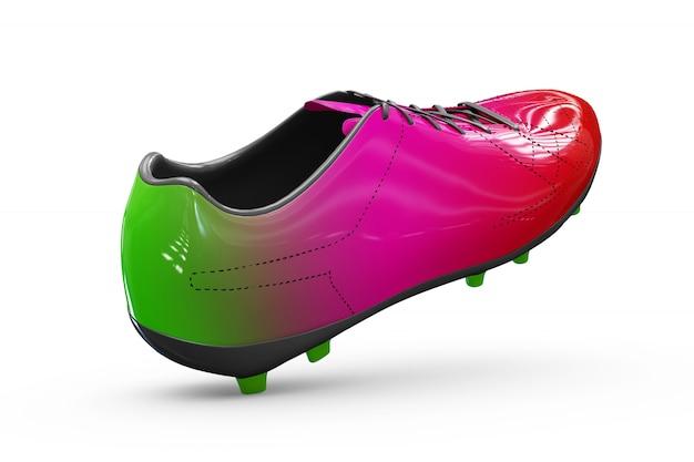 Maqueta de calzado deportivo aislado PSD gratuito
