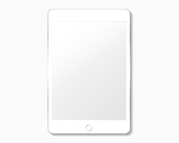Maqueta de dispositivo digital PSD gratuito