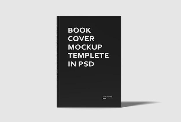 Maqueta de libro PSD Premium