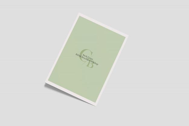 Maqueta de tarjeta de invitación PSD Premium