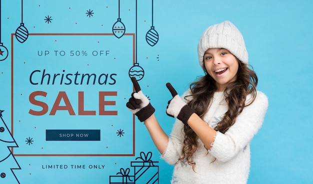 Maquetas de ofertas de ventas estacionales PSD gratuito