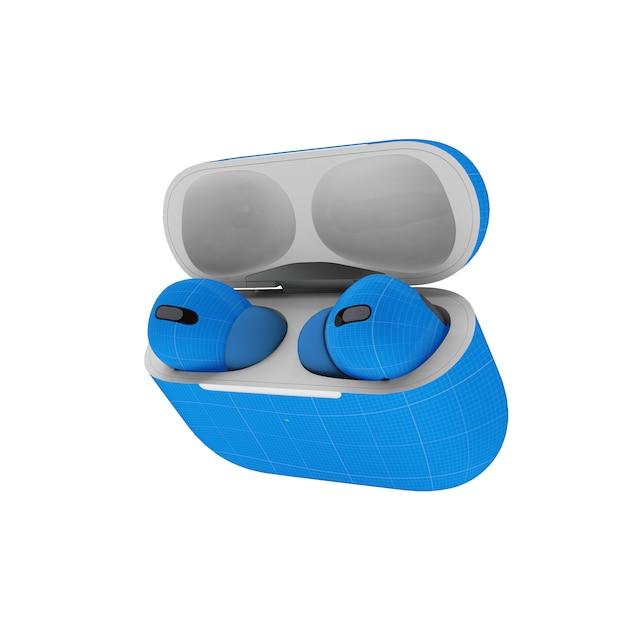 Mockup auricolare Psd Premium