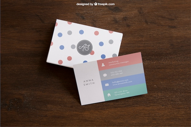 Mockup creative business card download psd gratuito mockup creative business card psd grtis reheart Images