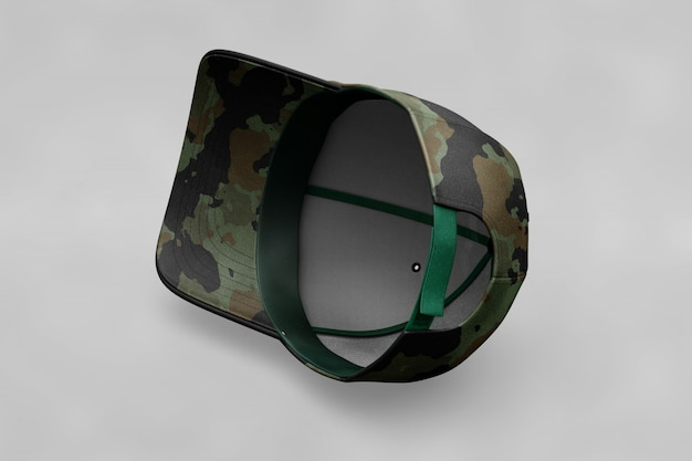 Mockup de gorra | Descargar PSD gratis