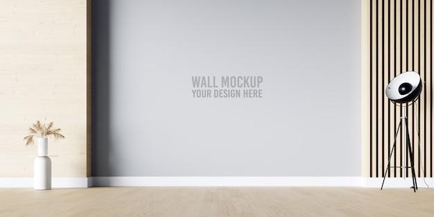 Mockup di pareti interne Psd Premium
