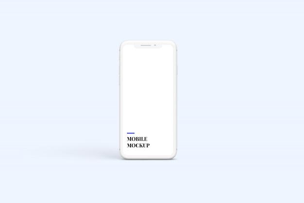 Mockup mobile Psd Premium
