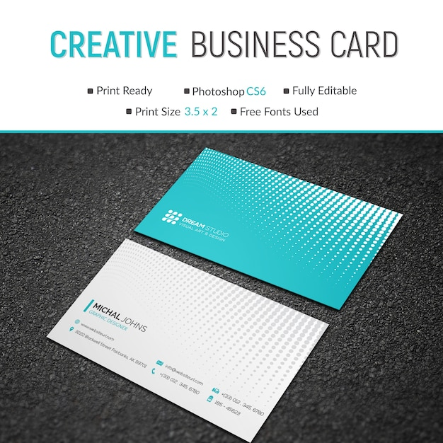 Mockup of turquesa business card download psd premium mockup of turquesa business card psd premium reheart Images