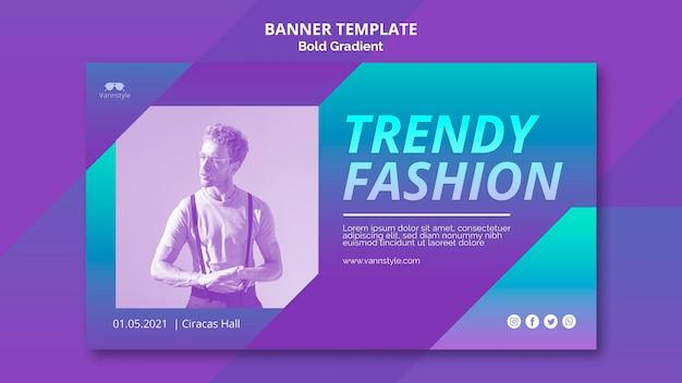 Mode verkoop banner Gratis Psd