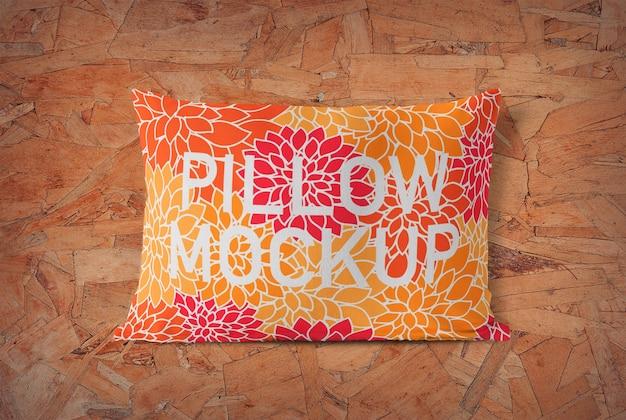 Modello di cuscino Psd Premium