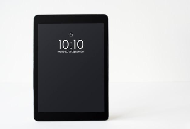 Modello di mockup dello schermo del tablet wireless Psd Gratuite