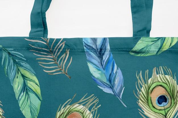 Moderna shopping bag mockup Psd Gratuite