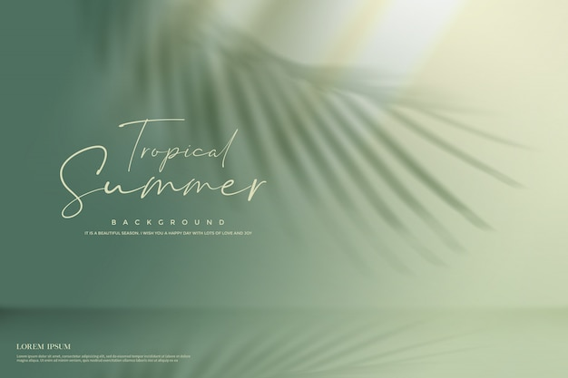 Naturaleza fondo de verano PSD Premium