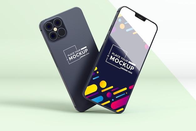Nuovo telefono impostato come modello Psd Gratuite