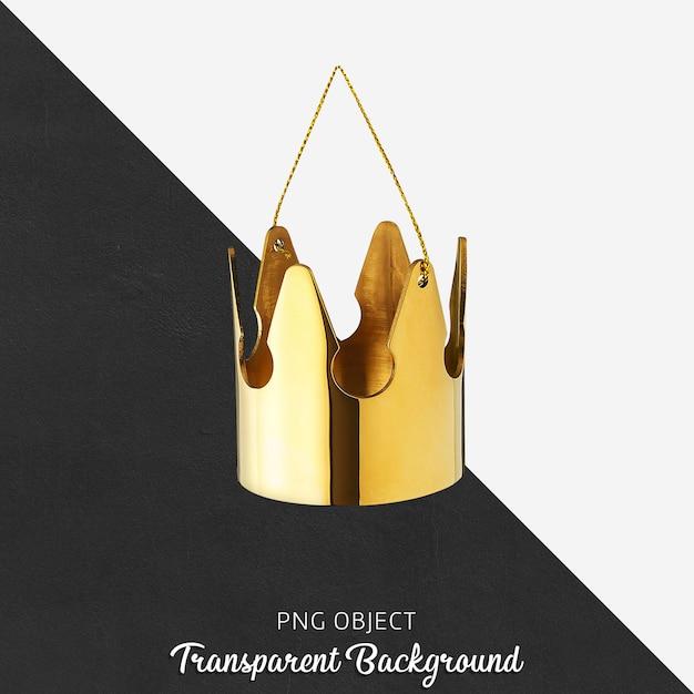 Ornamento di natale su sfondo trasparente Psd Premium