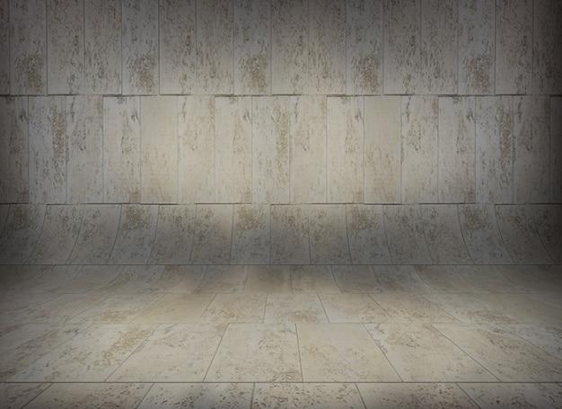 Realistisch hout achtergrond ontwerp Gratis Psd