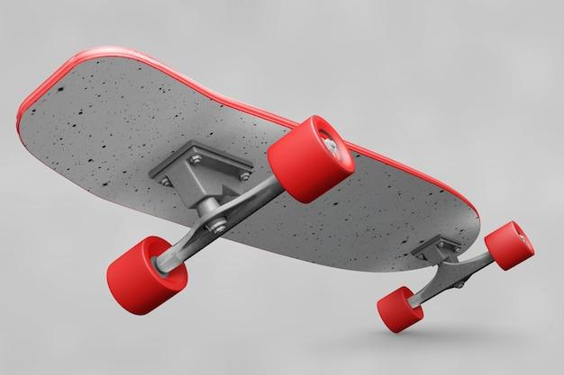 Skateboard mockup Psd Gratuite