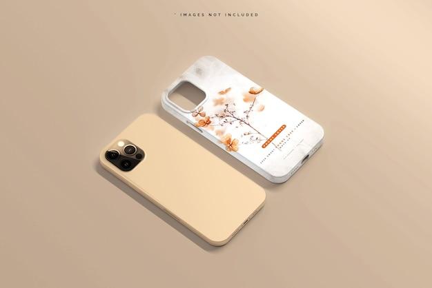 Smartphone-hoes of hoesmodel Gratis Psd
