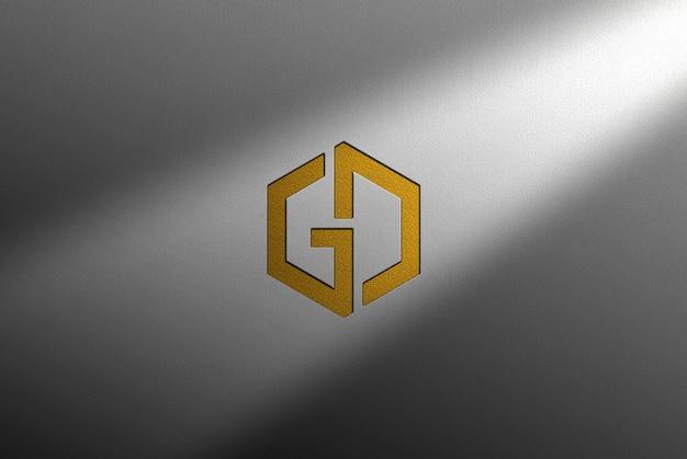 Software di progettazione grafica logo mockup Psd Premium