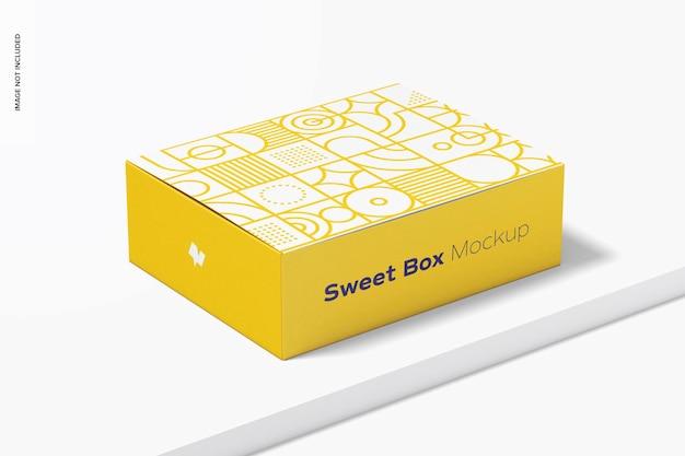 Sweet box-model Premium Psd