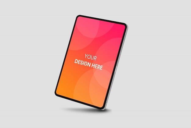 Tablet mockup Psd Premium