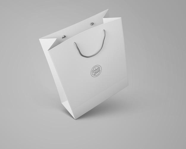 Tasmodel voor merchandising Gratis Psd