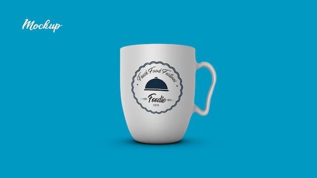 Tazza di tè tazza mock up Psd Premium