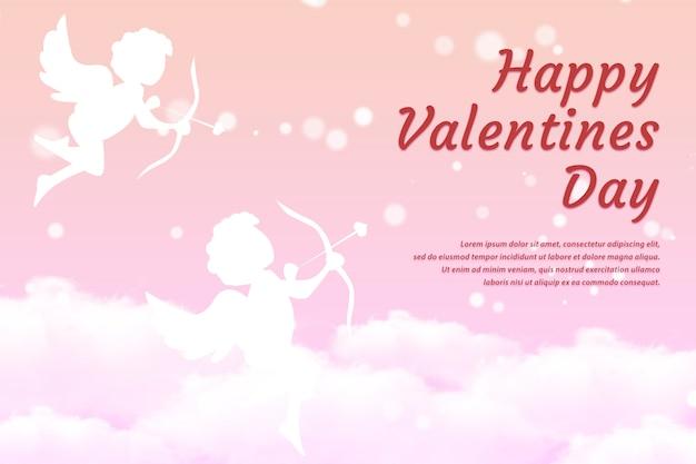 Valentijnsdag Premium Psd