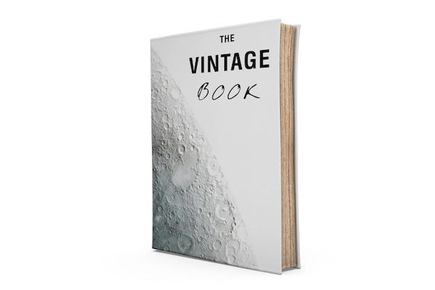 Vintage boekmodel Gratis Psd