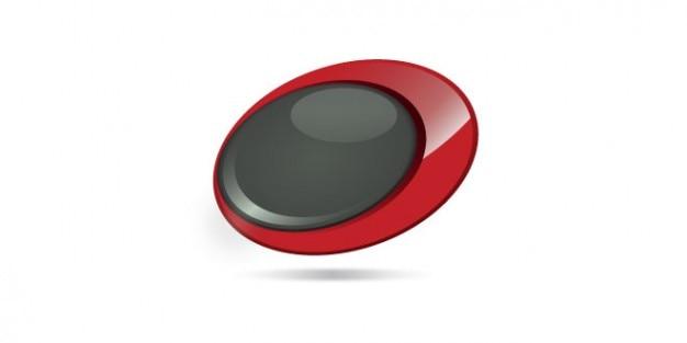 Arrondi Conception Bouton De Logo Psd gratuit