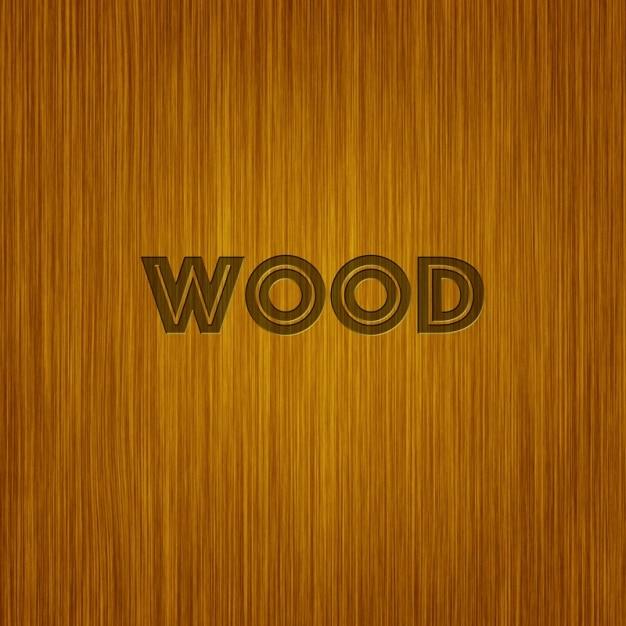 Background design en bois Psd gratuit