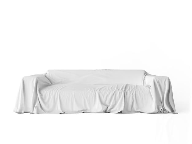 Canapé Confortable Isolé Psd gratuit