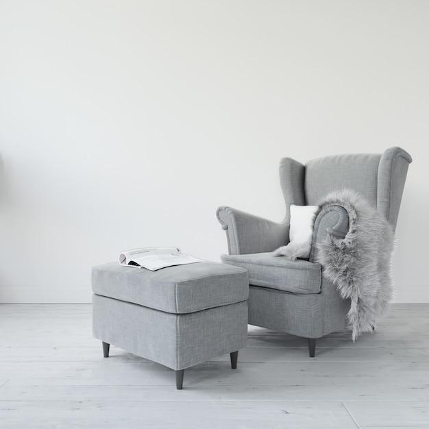Chaise Moderne Confortable Psd gratuit