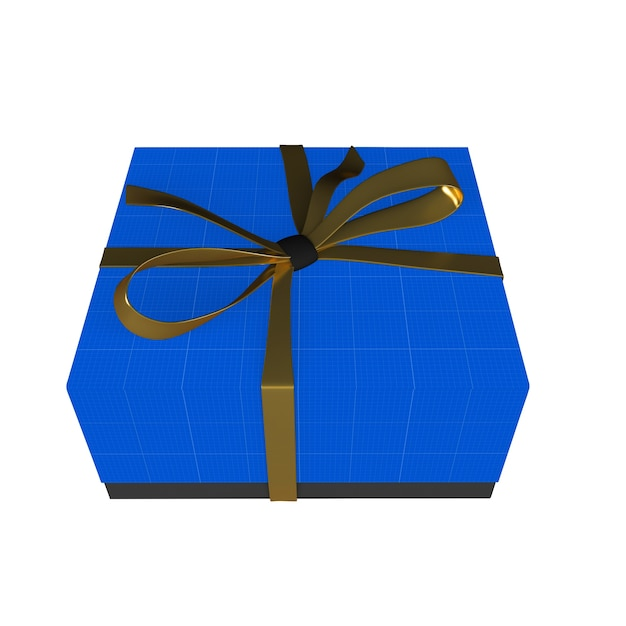 Coffret Cadeau Or Et Noir PSD Premium