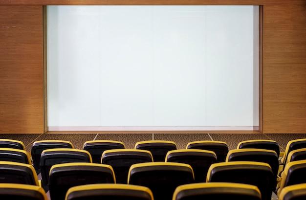 Concept De Cinéma Vide Psd gratuit