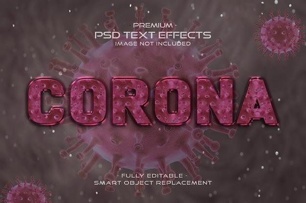 Corona Texte