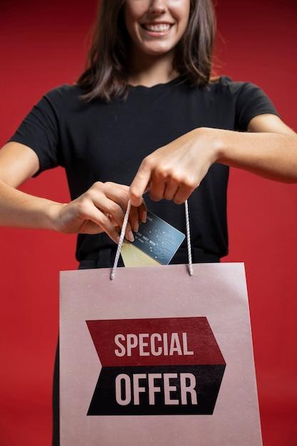 Extra Sales Disponibles Le Vendredi Noir Psd gratuit