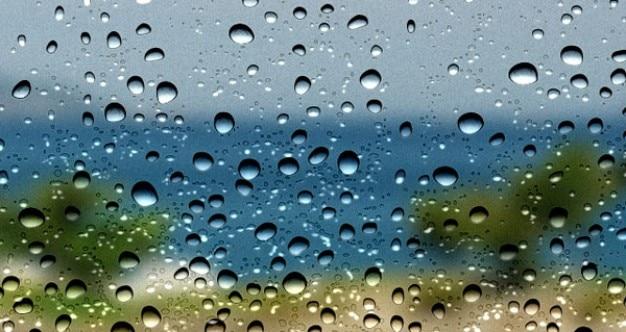 Gouttes D'eau Texture De Fond Psd gratuit