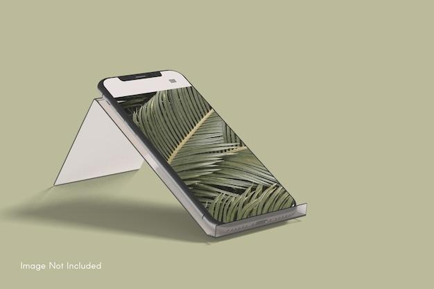 Gros Plan Sur La Maquette Du Smartphone PSD Premium