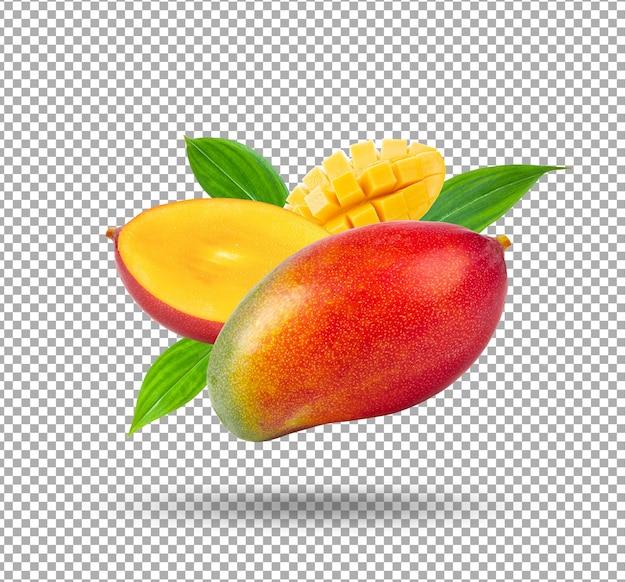 Illustration De Fruits De Mangue Isolée PSD Premium