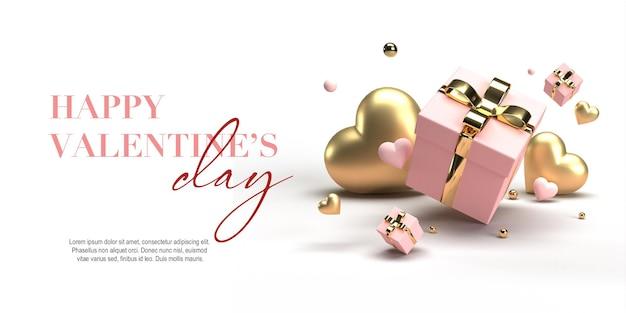 Joyeuse Saint Valentin PSD Premium