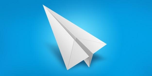 Livre Blanc Sur L Icone D Avion Telecharger Psd Gratuitement
