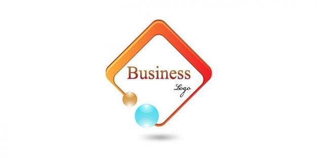Le logo de l'entreprise modèle Psd gratuit