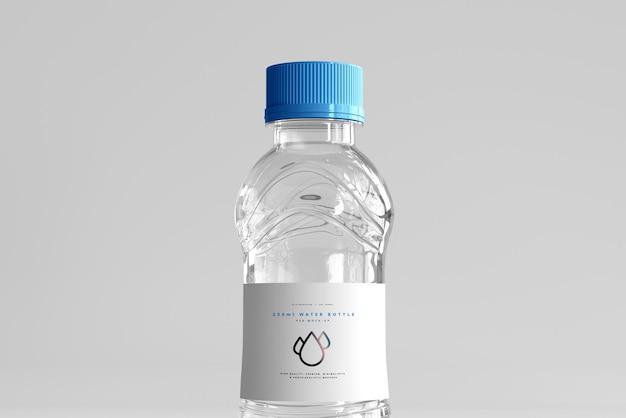 Maquette De Bouteille D'eau Douce De 500 Ml Psd gratuit